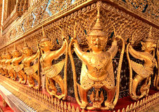 Garuda σε Wat Phra Kaew Στοκ Εικόνες