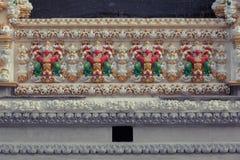 Garuda στο ναό στην Ταϊλάνδη Στοκ Εικόνες