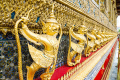 Garuda στο ναό, Ταϊλάνδη στοκ εικόνες