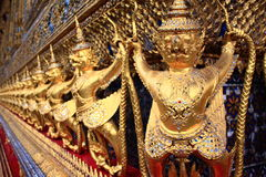 Garuda. In Wat Pakeaw Thailand Royalty Free Stock Photography