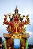 Garuda Immagini Stock