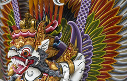 Garuda. In Bali to be believed the king of birds Royalty Free Stock Photography