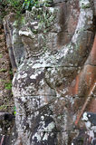 Garuda in Angkor Wat Royalty Free Stock Photography