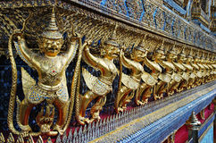 Garuda - Bangkok Grand Palace Stock Image