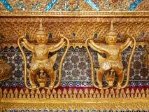 Garuda bei Wat Phra Kaew Temple Thailand lizenzfreies stockfoto