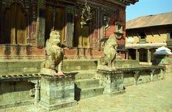 Garuda, Changu Narayan, Непал Стоковые Фото