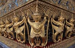 Garuda d'or de Wat Phra Kaew à Bangkok, Thaïlande Image stock