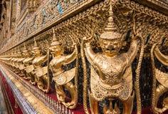 Garuda d'or de Wat Phra Kaew Photographie stock