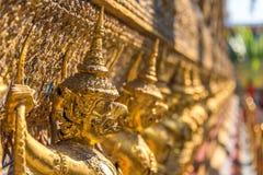 Garuda decoration on Grand Palace, Bangkok, Thailand Stock Photography