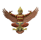 The Garuda. The Garuda design for decorate Royalty Free Stock Photography