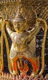 Garuda dorato Immagine Stock