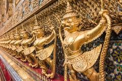 Garuda dourado de Wat Phra Kaew Imagens de Stock