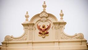 Garuda emblem Stock Images