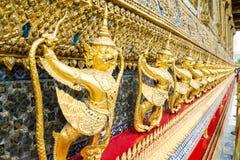 Garuda en el templo, Tailandia Foto de archivo