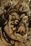 Garuda font face. photos stock
