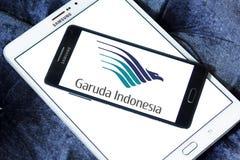 Garuda indonesia logo Stock Photo