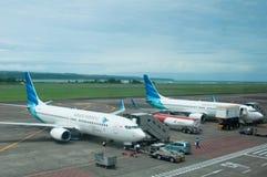 Garuda Indonesien Stockbild