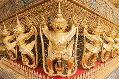 The Garuda, King of the birds. Royalty Free Stock Photo