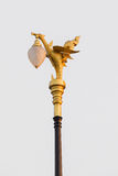 Garuda Lamp Photographie stock