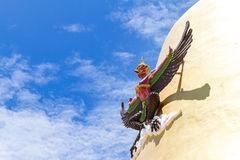 Garuda, the mythical bird Royalty Free Stock Photography