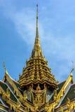 Garuda på taket Arkivbild