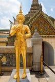 Garuda Sculpture Royaltyfri Fotografi