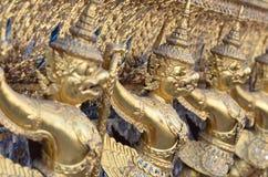 Garuda Sculpture Stockfoto