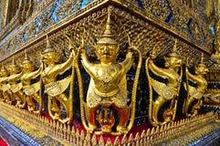 The Garuda of siam Royalty Free Stock Image