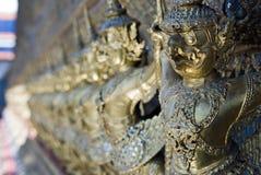 Garuda Skulptur stockfoto