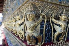 Garuda Skulptur stockfotografie