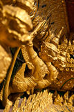 Garuda statue Royalty Free Stock Image