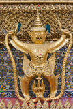 Garuda statue. Stock Images