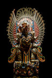 Garuda statue of the Hindu. Stock Photo