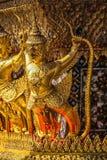 Garuda Statue Image Arkivbild