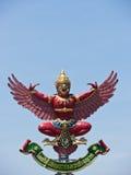 The garuda statue Stock Photos