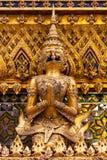 Garuda statue in Thailand Stock Photo