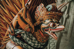 Garuda statue- winged deity in Indonesia Royalty Free Stock Image
