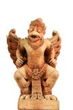 Garuda Stone Carving Royalty-vrije Stock Foto's