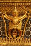 Garuda sur le Naka Image stock