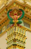 Garuda tailandês, Garuda no templo, Tailândia Imagem de Stock
