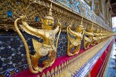 Garuda in Tempel Thailand Royalty-vrije Stock Fotografie