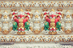 Garuda at Temple in Thailand Royalty Free Stock Photo