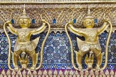 Garuda two Royalty Free Stock Images