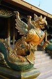 Garuda w świątyni obrazy stock
