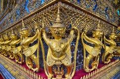 Garuda w świątyni Fotografia Royalty Free