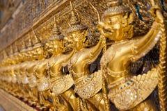 Garuda Wat Phra Kaew Μπανγκόκ Ταϊλάνδη Στοκ Εικόνες