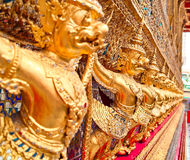 The garuda @ Wat Phra Kaew Stock Image