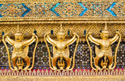 Garuda in Wat Phra Kaew Stock Photo