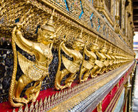 Garuda in Wat Phra Kaew Royalty Free Stock Photo