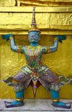 Garuda, Wat Phra Kaew Royalty Free Stock Photos